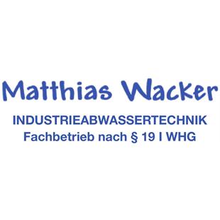 Matthias Wacker Industrieabwassertechnik