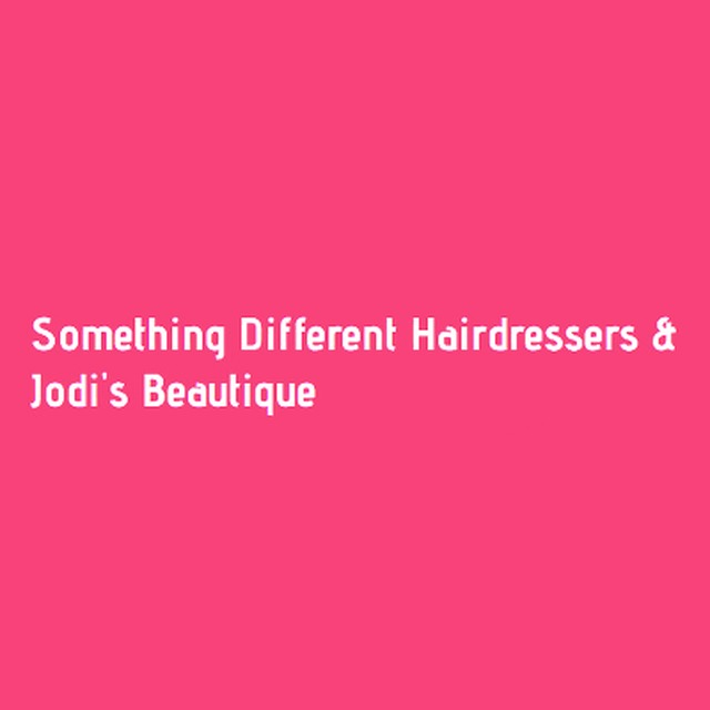 Something Different Hairdressers - St Andrews, Fife KY16 0UG - 01334 839568 | ShowMeLocal.com