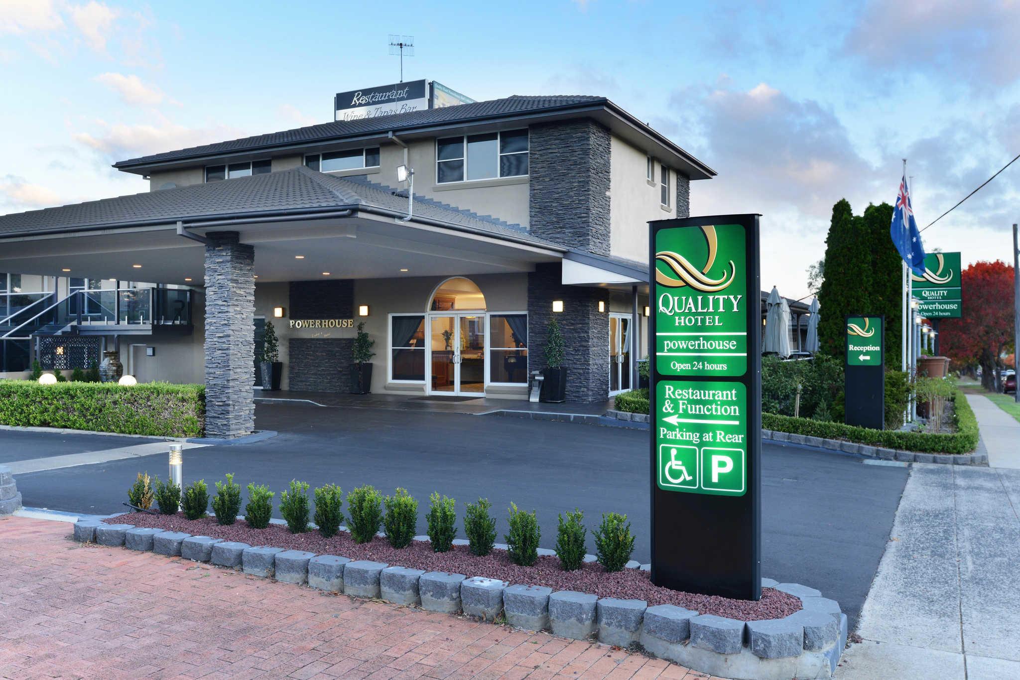 Quality Hotel Powerhouse Armidale - Closed