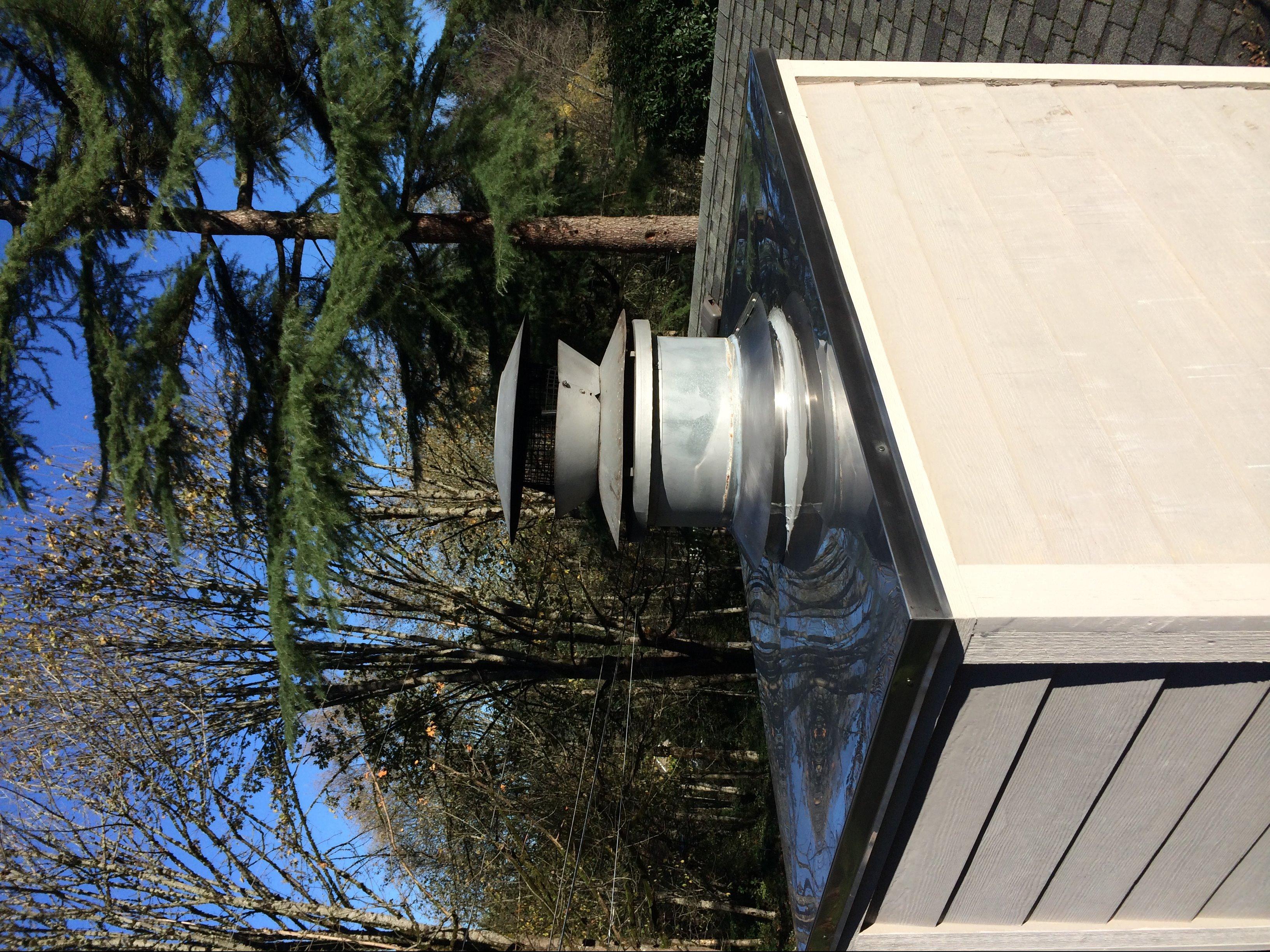 Chimney Flashing Repair Seattle