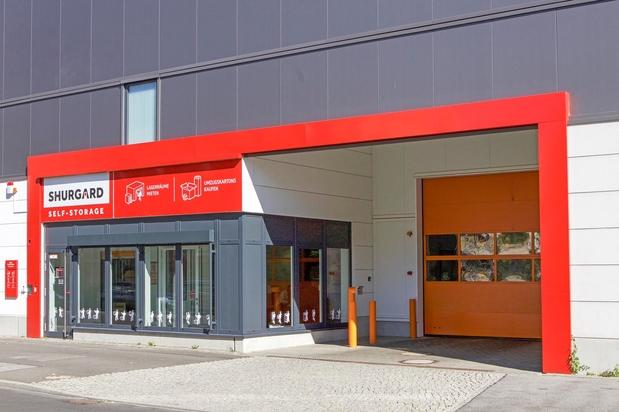 Kundenbild klein 3 Shurgard Self-Storage Berlin Friedrichshain