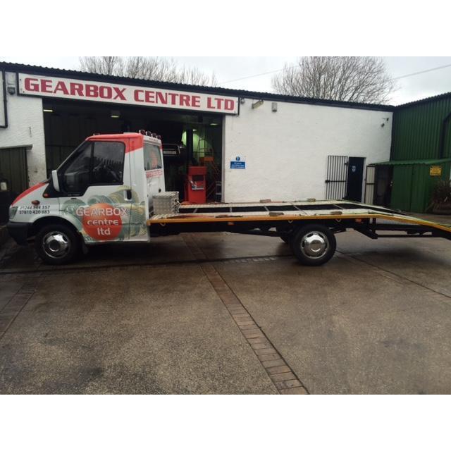 Gearbox Centre Ltd - Buckley, Clwyd CH7 3AF - 01244 544357 | ShowMeLocal.com