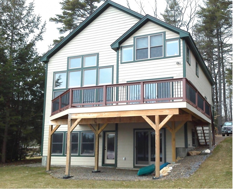 New Construction Homes Near Lake Winnipesaukee
