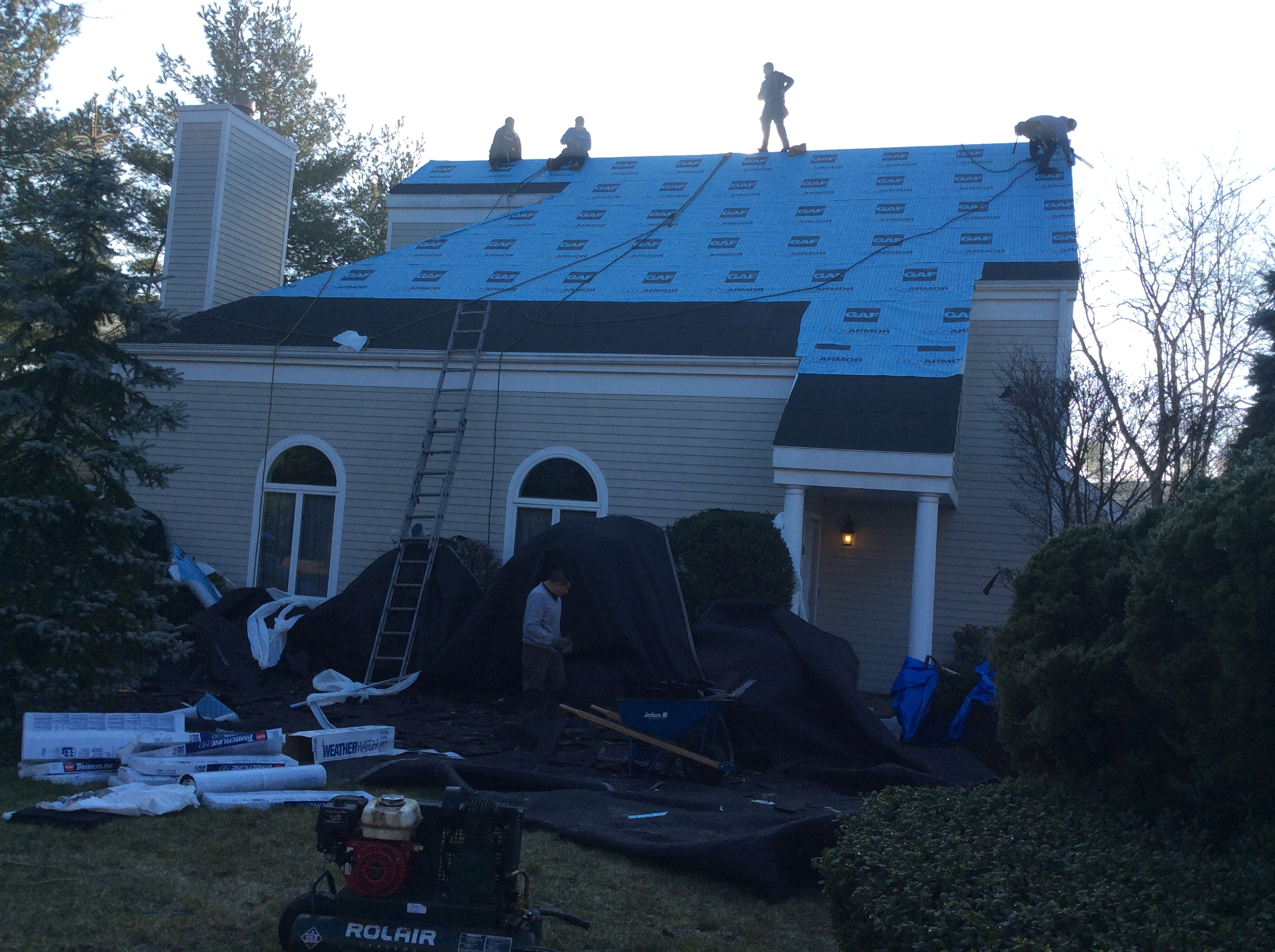 On Time Roofing