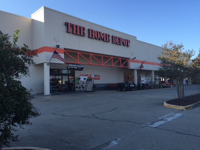 The Home Depot New Orleans Louisiana La