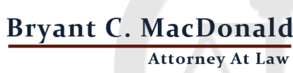 Bryant C MacDonald Attorney at Law - ad image