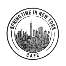 Springtime in New York Cafe