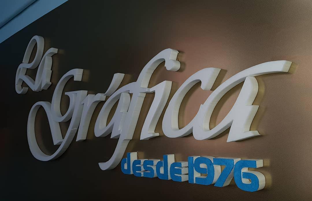 LA GRAFICA - IMPRENTA HOMOLOGADA POR AFIP