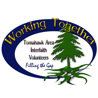 Volunteer Organization in WI Tomahawk 54487 Tomahawk Area Interfaith Volunteers, Inc. 715-360-4743  (715)360-4743