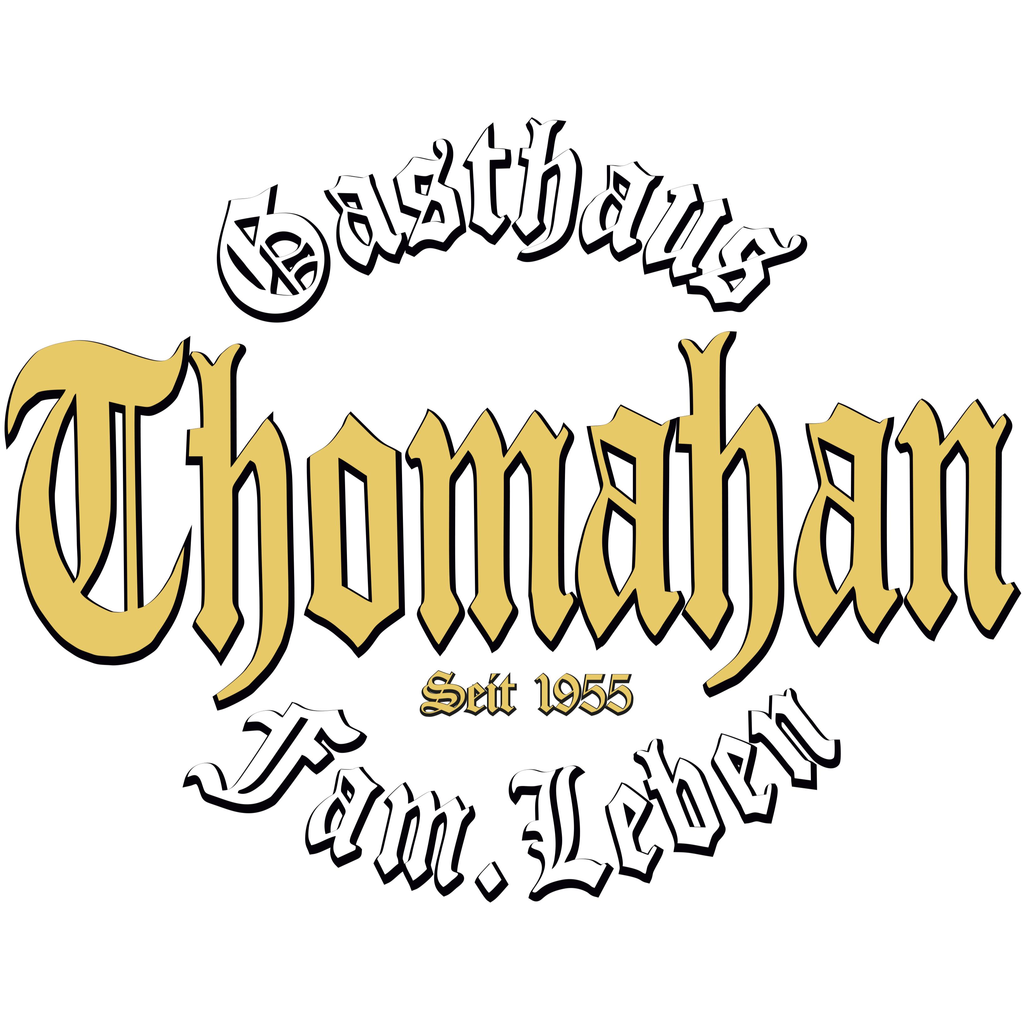 Logo Gasthof Thomahan