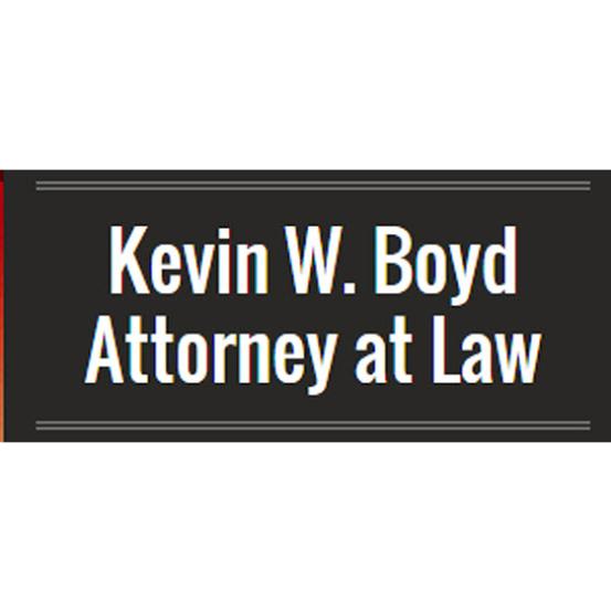 Kevin W. Boyd Attorney at Law