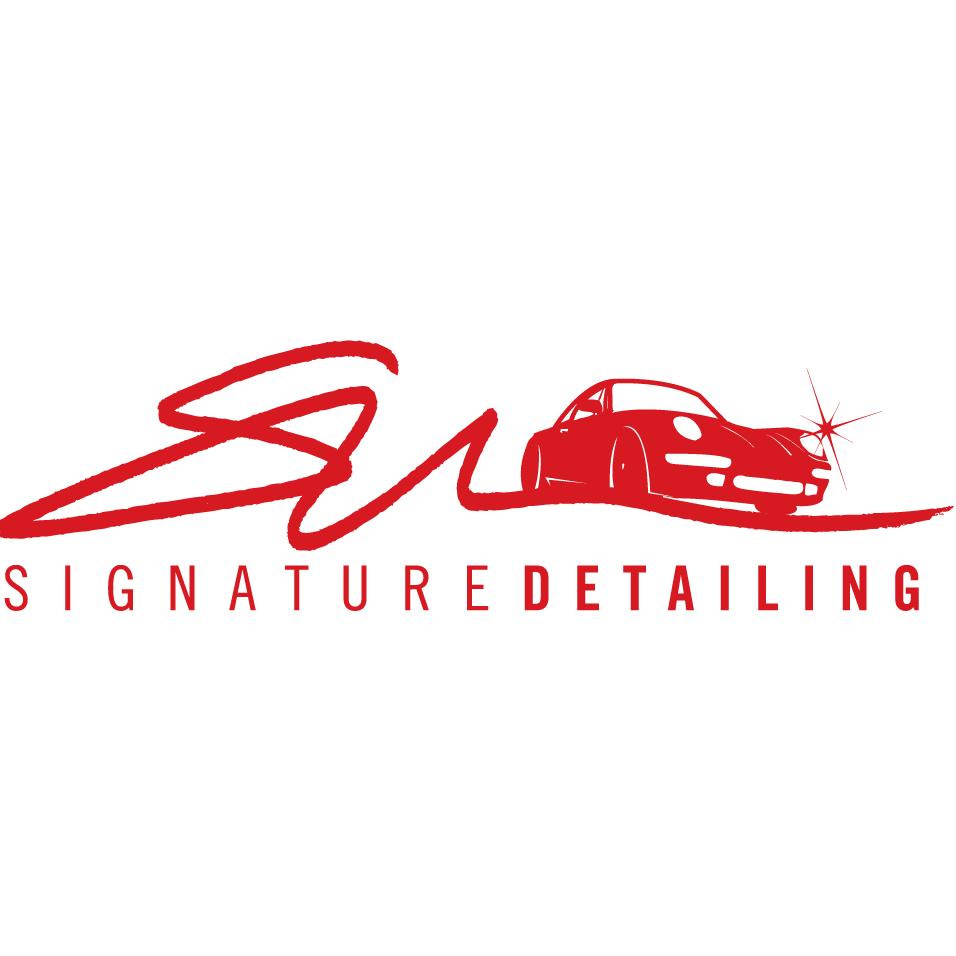 Signature Detailing