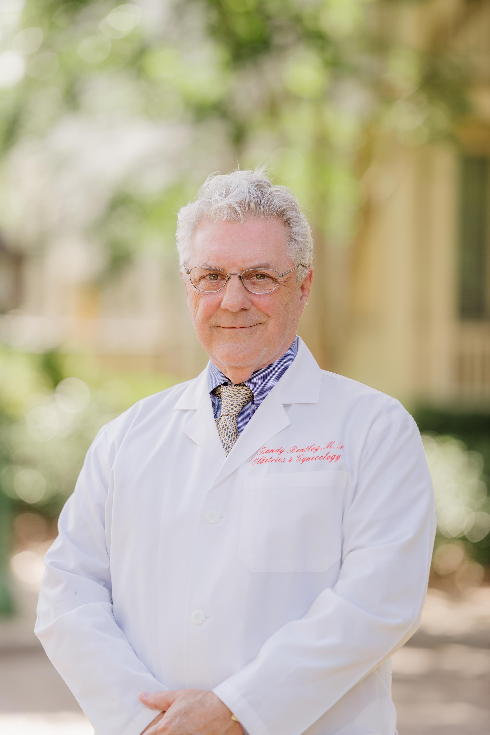 J Randy Bentley, MD