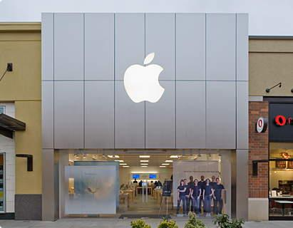 Apple Store, Alderwood Mall