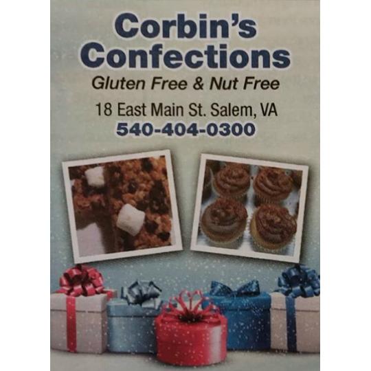 Corbin's Confections - Salem, VA 24153 - (540)404-0300 | ShowMeLocal.com