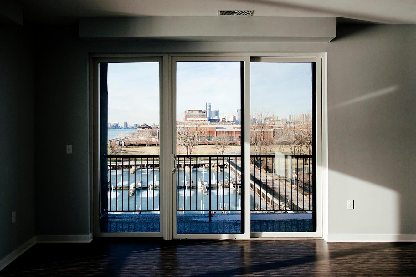 Harbortown Apartments Detroit Reviews
