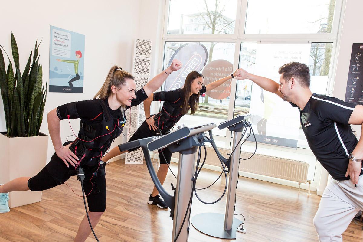 BODY STREET | Bielefeld Niederwall | EMS Training