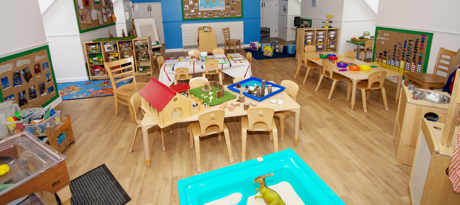 Bright Horizons Wolfson Court Day Nursery and Preschool