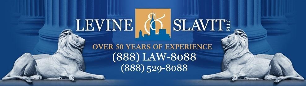 Levine & Slavit, PLLC - ad image
