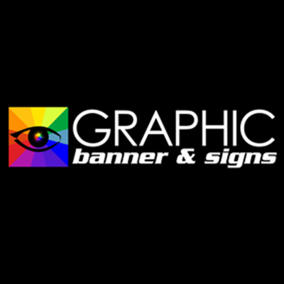 Graphic Banner and Signs
