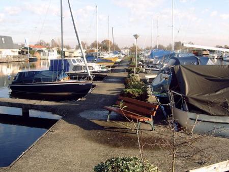 Opbouw Jachthaven BV De