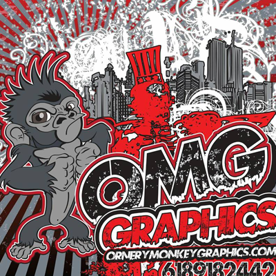 Ornery Monkey Graphics