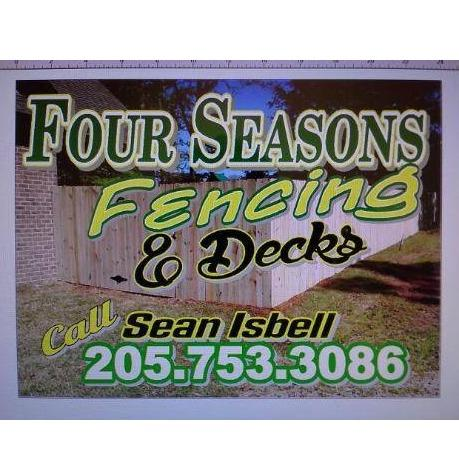 Four Seasons Fencing And Decks