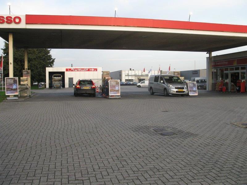 Tankstation Esso Naberman