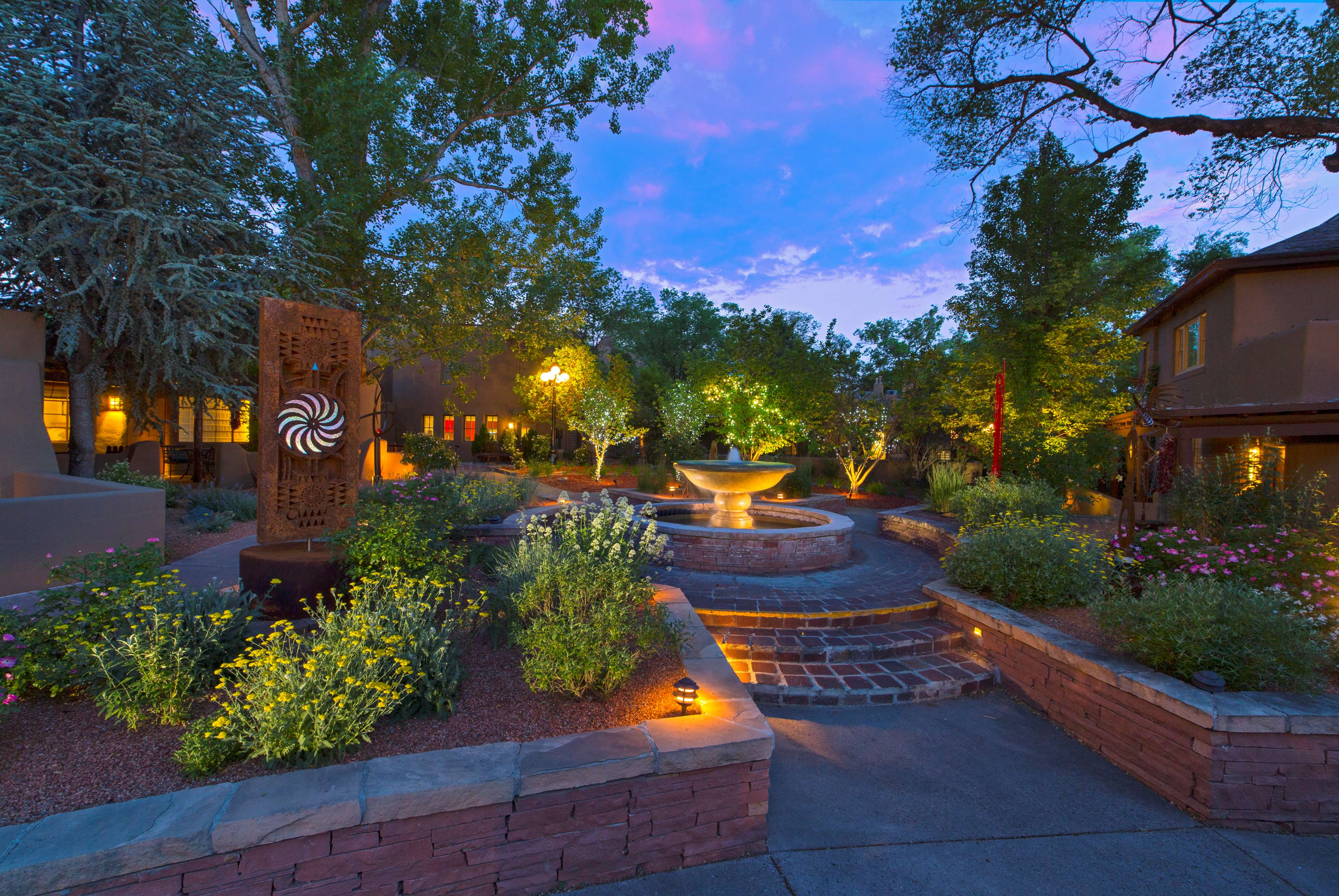 La posada de santa fe a tribute portfolio resort spa for Santa fe new mexico cabin rentals