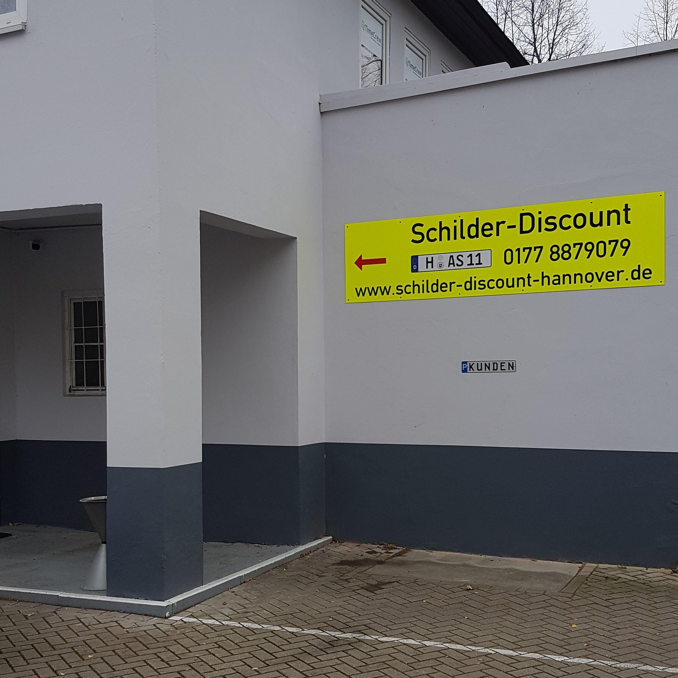 Bild zu Schilder Discount Hannover & Zulassungsdienst Bernd Stolte in Hannover