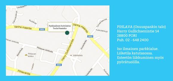 Fysioterapia  Tuula Paasiaho Oy