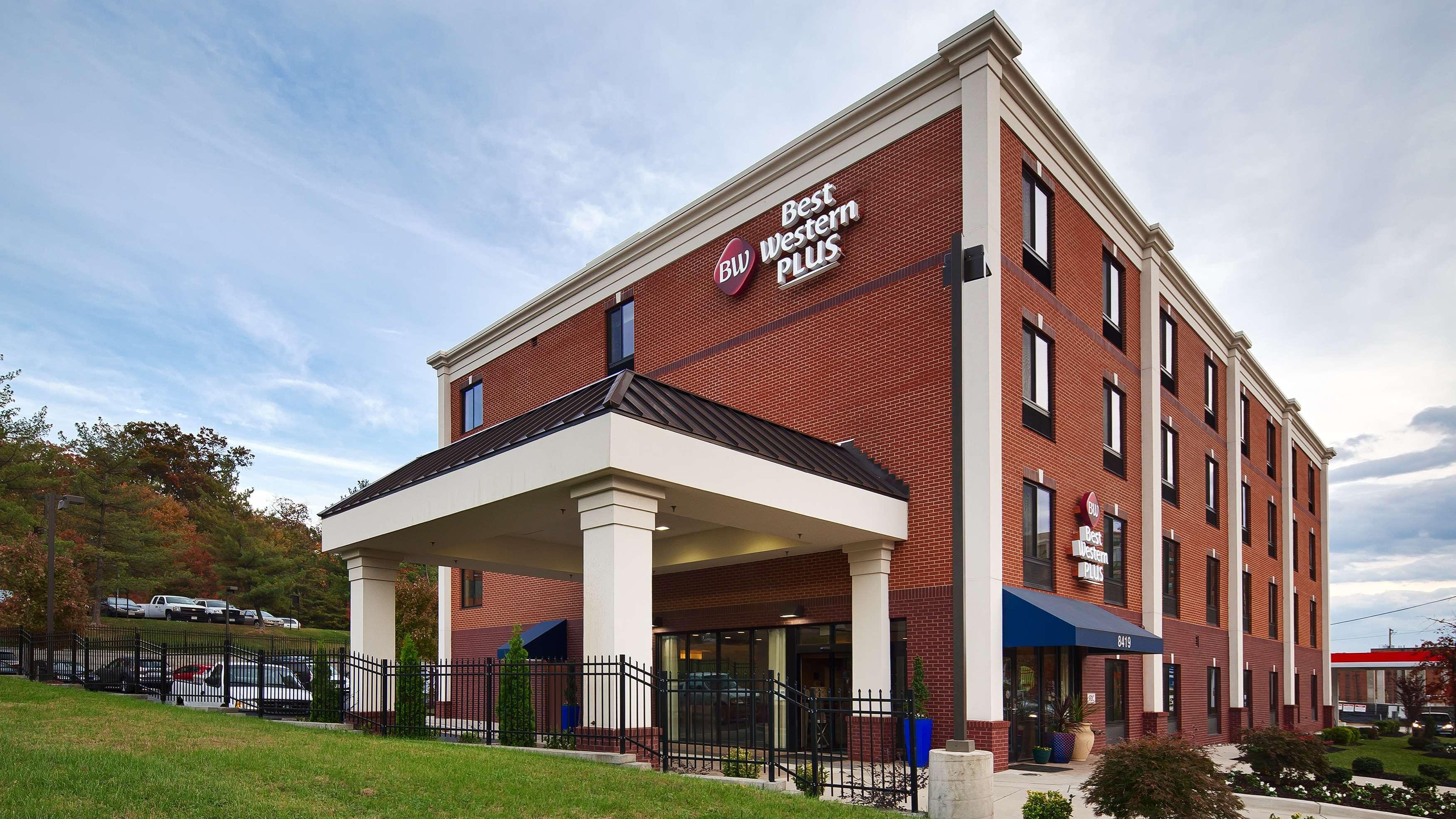 best western plus college park hotel college park. Black Bedroom Furniture Sets. Home Design Ideas