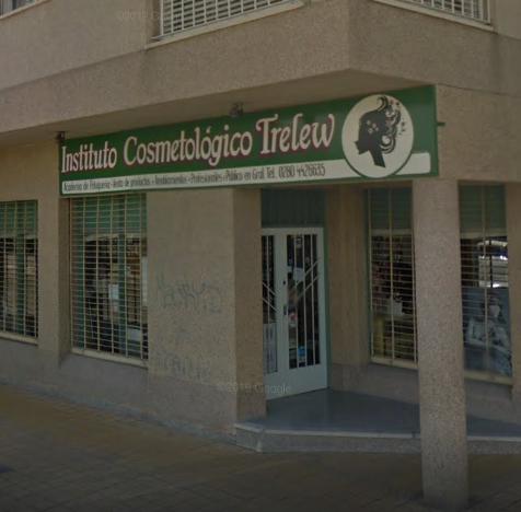 INSTITUTO COSMETOLOGICO TRELEW - INSUMOS - EQUIPAMIENTO - ENSEÑANZA