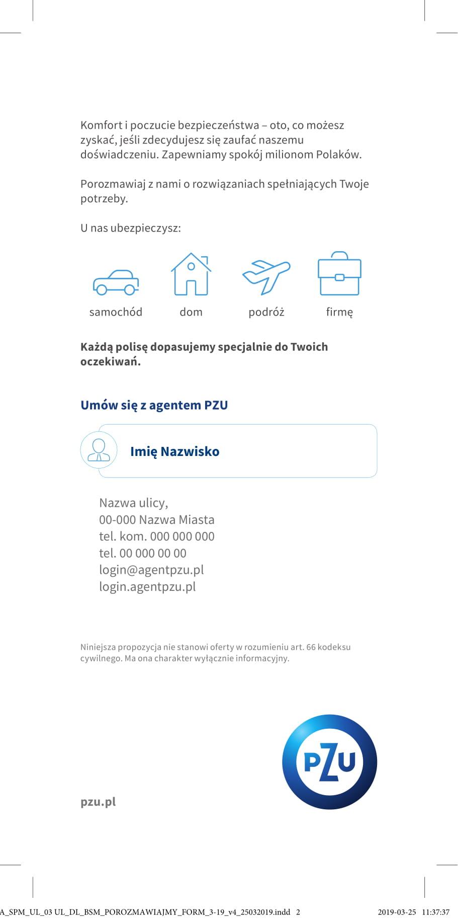 PZU Gdańsk - Agent Ubezpieczeniowy Andrzej Stolarczyk