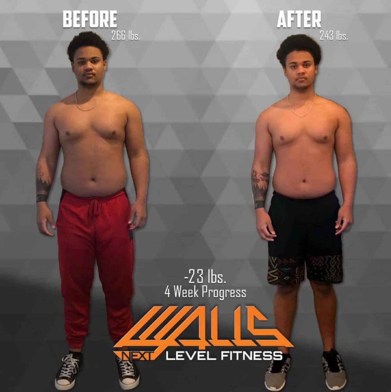 Walls Next Level Fitness