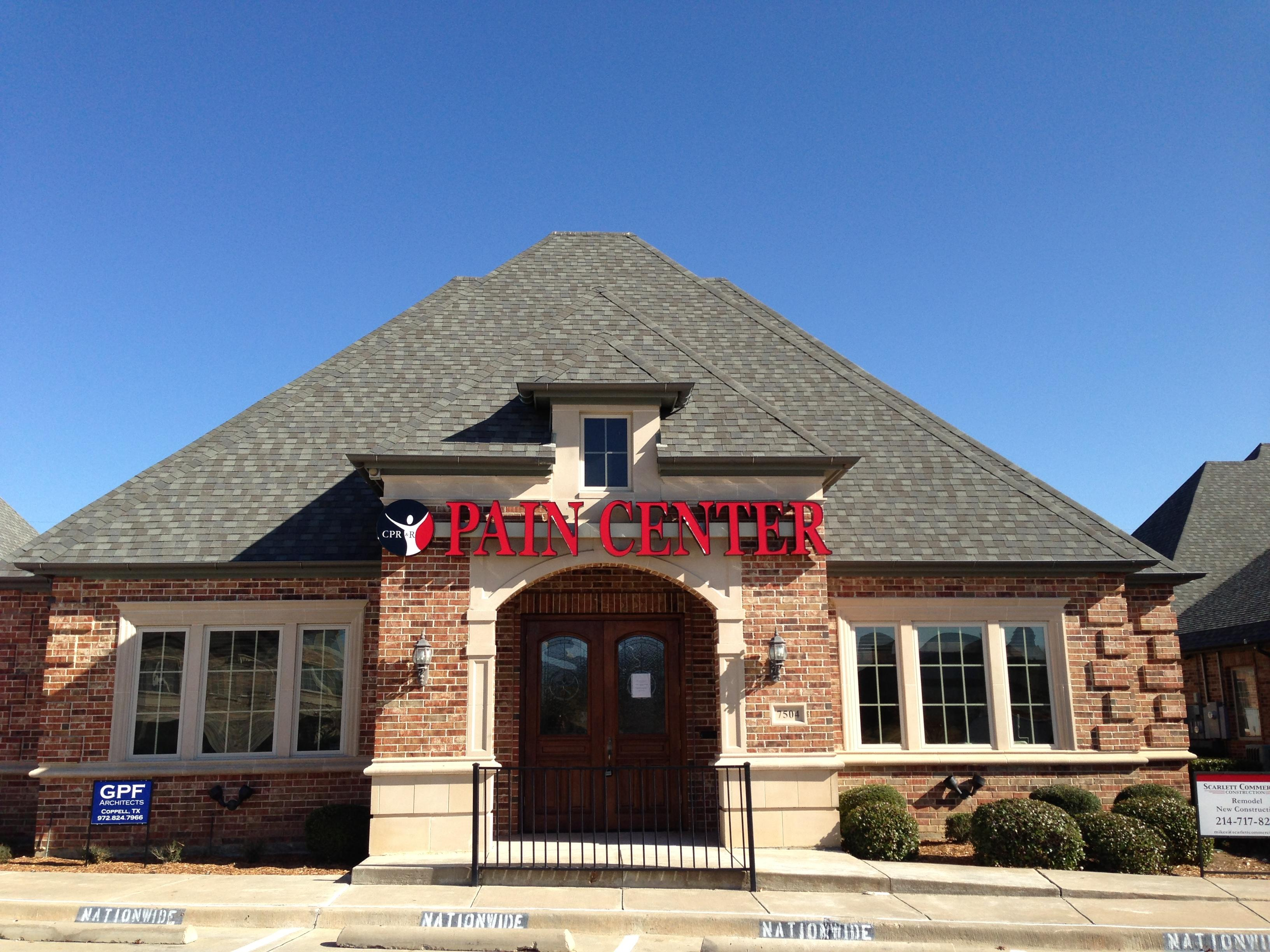 massage with relief Plano, Texas