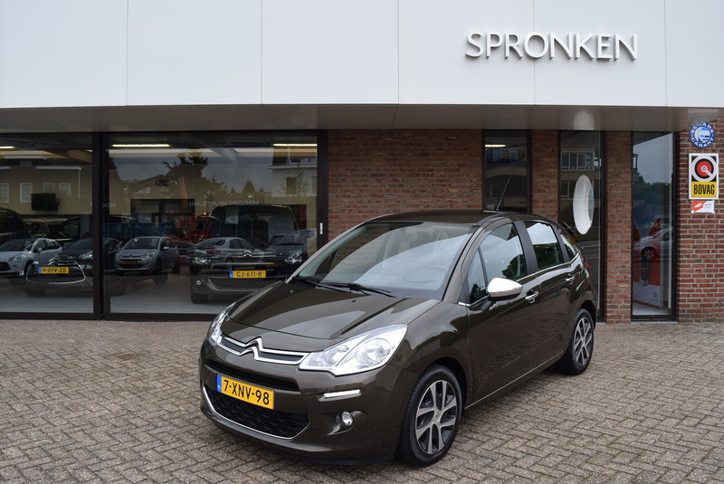 Spronken BV Citroën Dealer