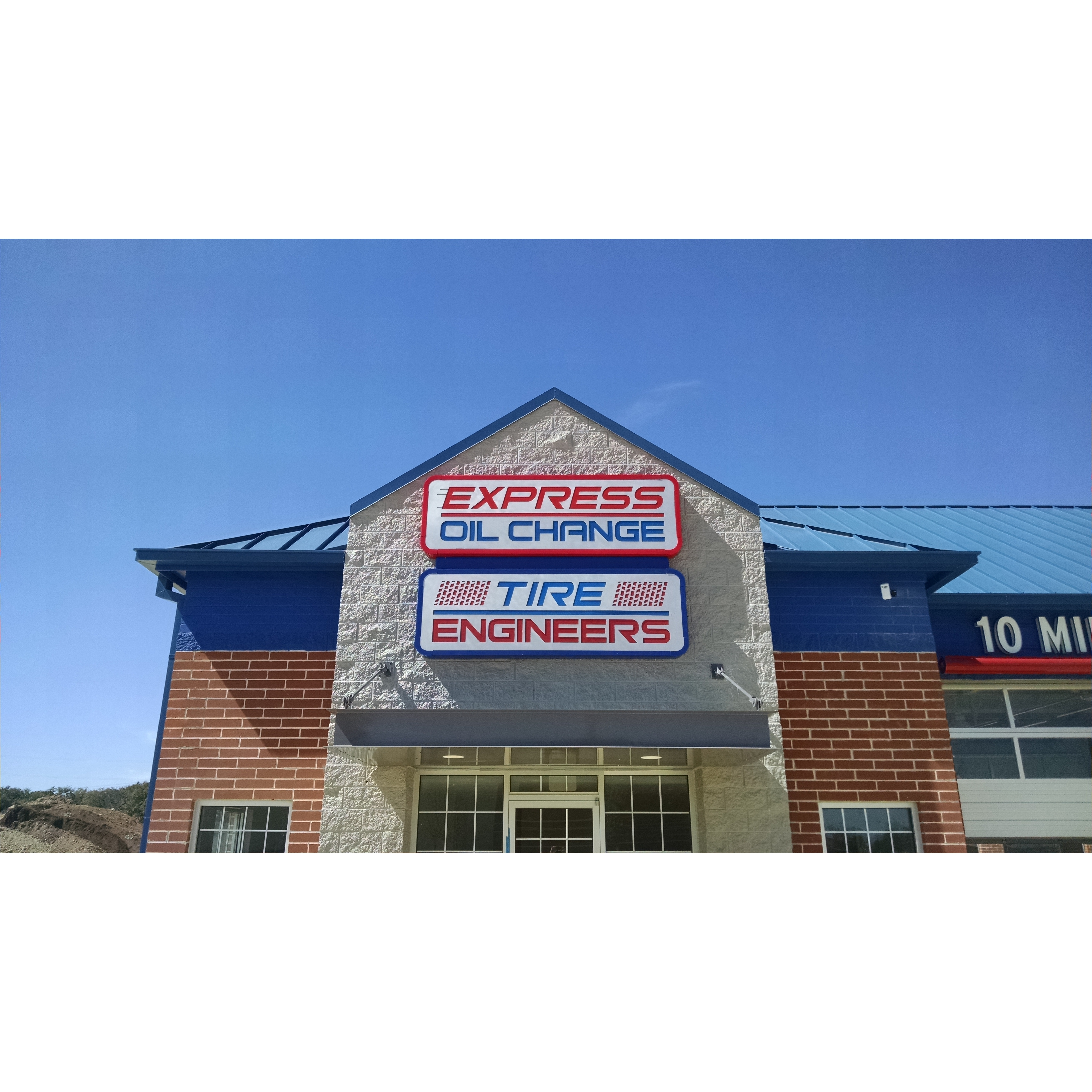Express Oil Change & Tire Engineers Service Center-Culebra