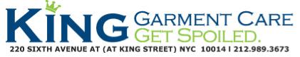 King Garment Care - New York, NY
