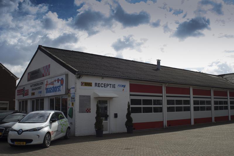 Autobedrijf Autoschade Maashorst