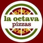 LA OCTAVA PIZZAS PARA HORNEAR