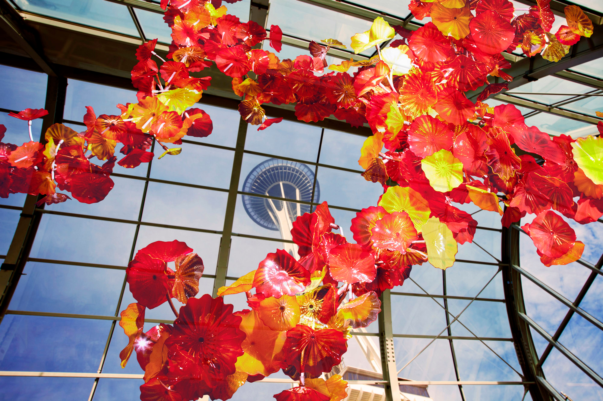 Chihuly Garden And Glass In Seattle Wa 98109