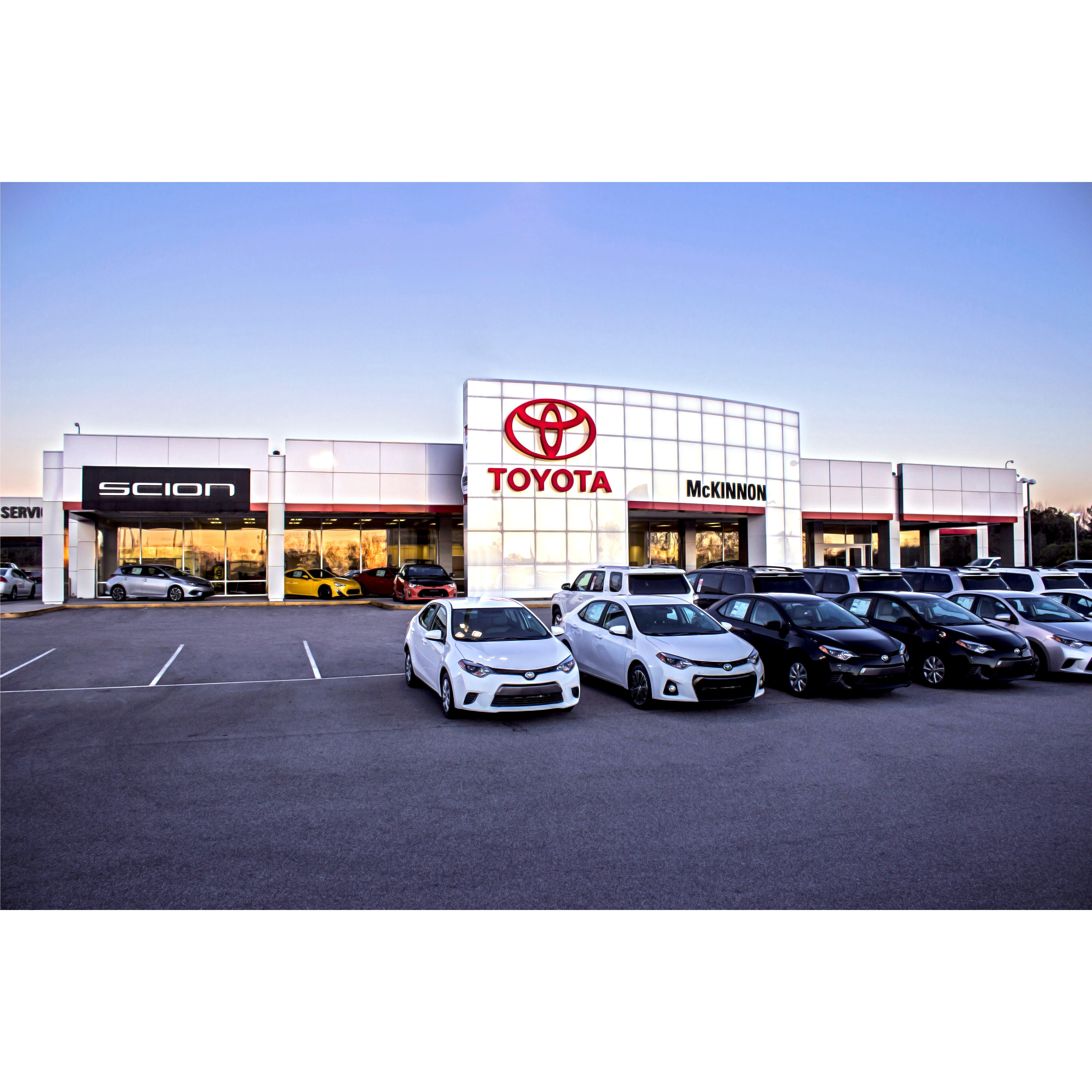 McKinnon Toyota