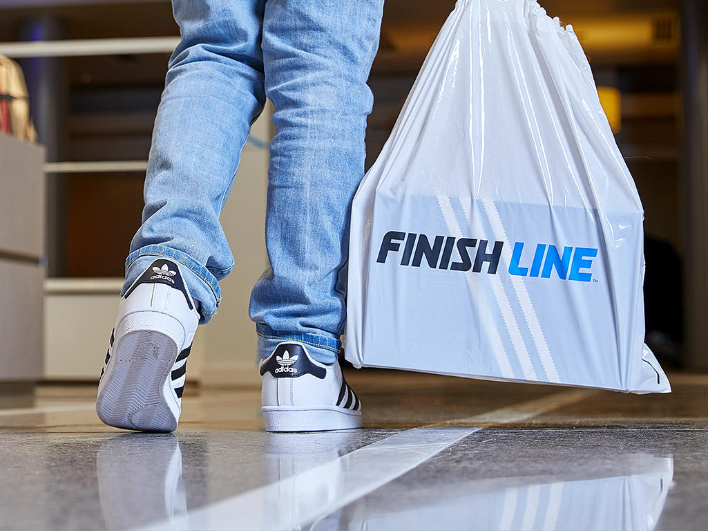 adidas Kids' Shopping Hours at Finish Line