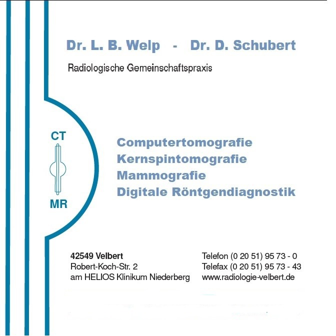 Bild zu Lars Welp Dr. - Dominique Schubert Dr. in Velbert