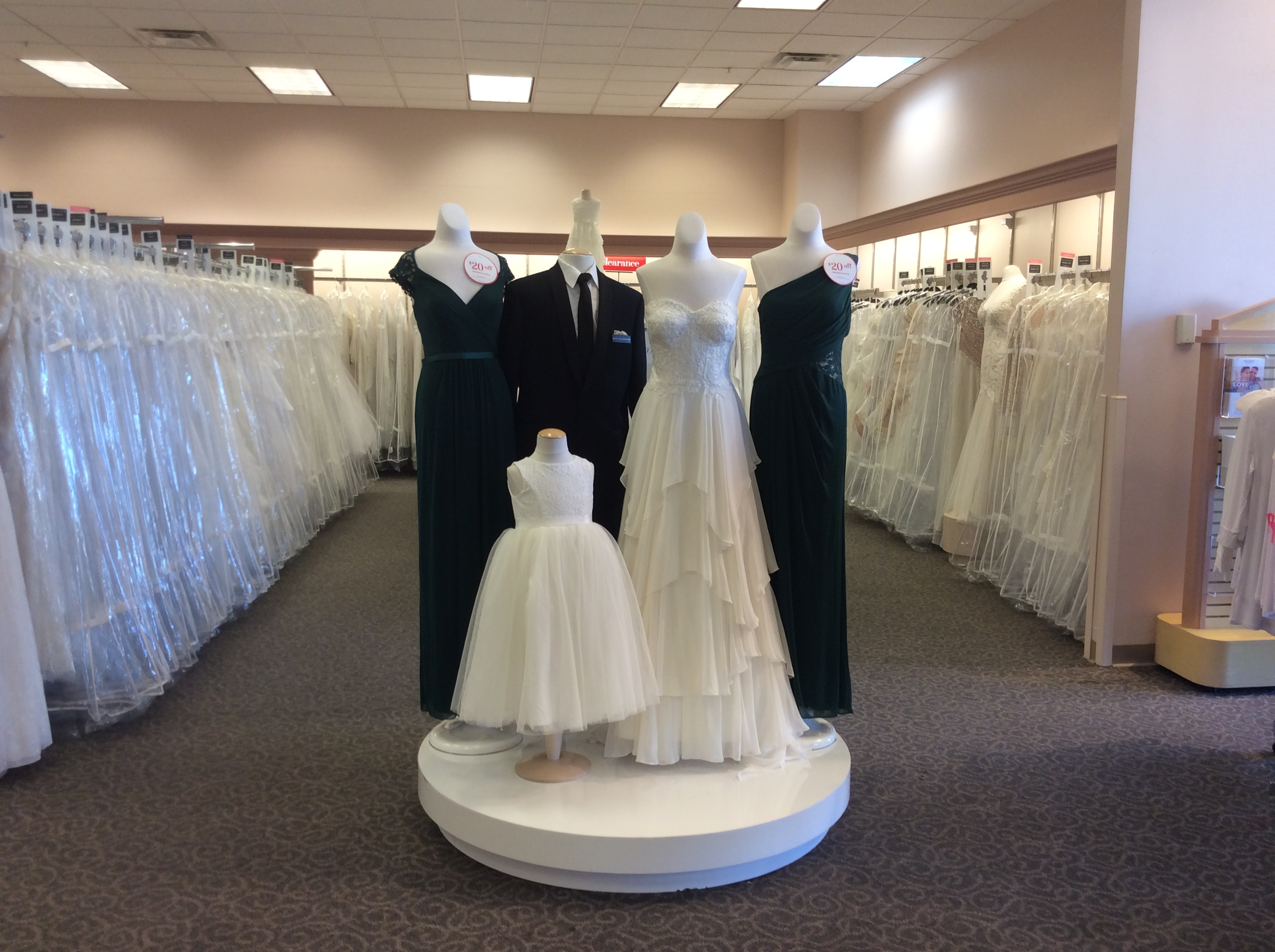 David 39 s bridal in el paso tx 79925 for Wedding dresses el paso tx