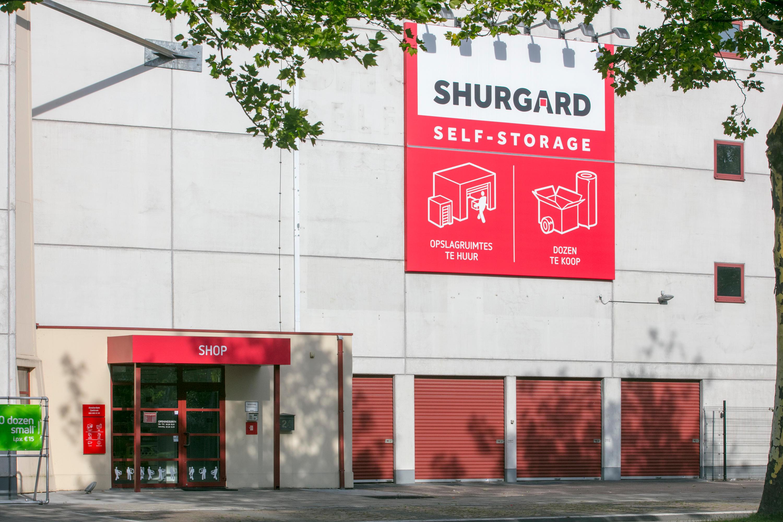 Shurgard Self-Storage Amsterdam Centrum