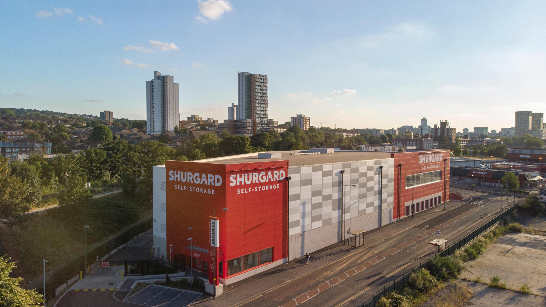 Shurgard Self-Storage Woolwich
