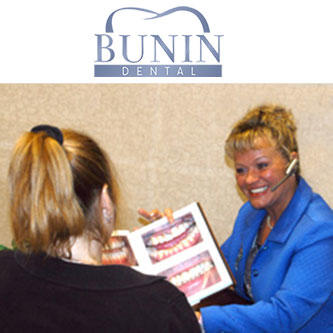 Sterling, VA Dentist, Bunin Dental, Cosmetic Dentistry Consultation