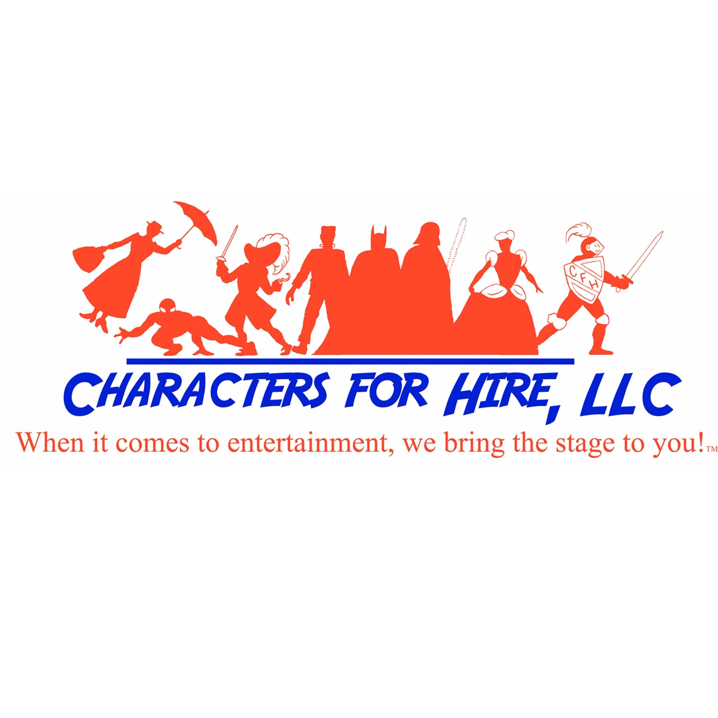 Characters for hire llc in new york ny 10018 for 1440 broadway 19th floor new york ny 10018